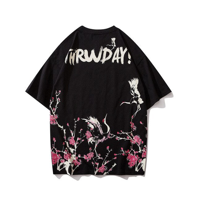 THRWDAY T-Shirt | Kitsch Kandy Clothing - Tomboy Styles