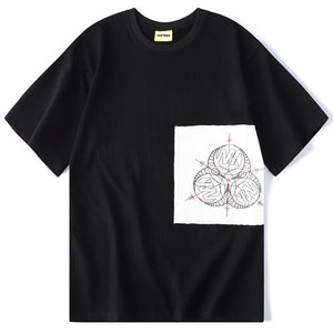 Circled T-Shirt.