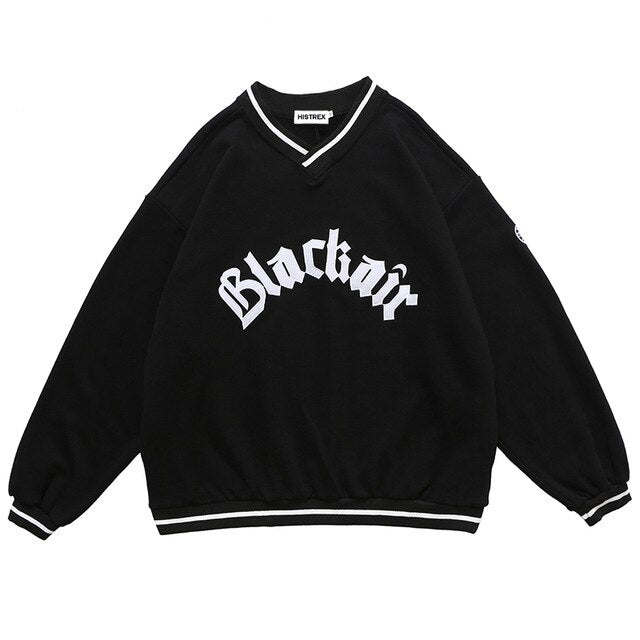 Blackair V-neck Sweatshirt