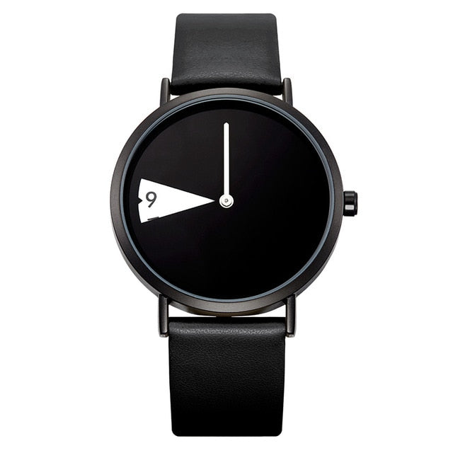 GEO Watch With Black Strap