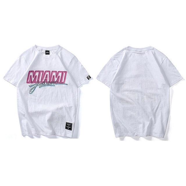 MIAMI T-Shirt - Kitsch Kandy - Tomboy Styles