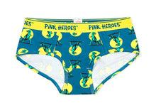 DINO Pink Hero Briefs | Kitsch Kandy Clothing - Tomboy Styles
