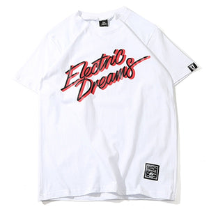 ELECTRIO DREAMS T-Shirt - Kitsch Kandy - Tomboy Styles
