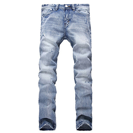 MIKEY Skinny Jeans | Kitsch Kandy Clothing - Tomboy Styles