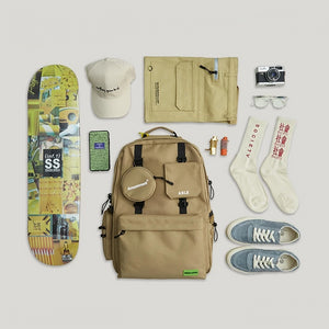 Military Backpack by INFLATION | Kitsch Kandy Clothing - Tomboy Styles