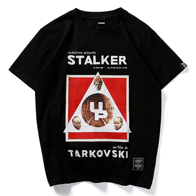 STALKER T-Shirt | Kitsch Kandy Clothing - Tomboy Styles