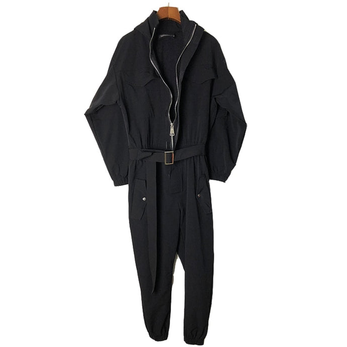 Oversized Boiler Suit | Kitsch Kandy Clothing - Tomboy Styles