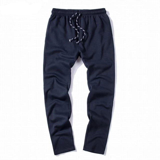 Drawsting Joggers, Blue | Kitsch Kandy Clothing - Tomboy Styles