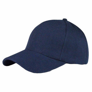PLAIN Baseball cap | Kitsch Kandy Clothing - Tomboy Styles