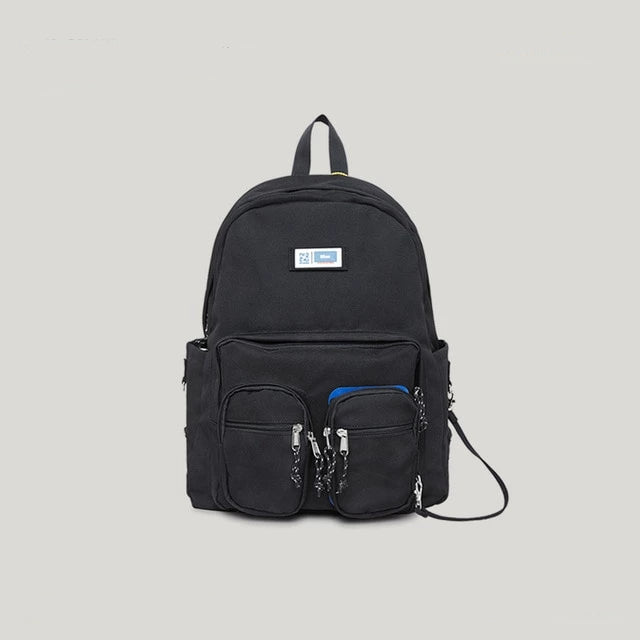 Double Fronted Backpack by INFLATION - Kitsch Kandy - Tomboy Styles