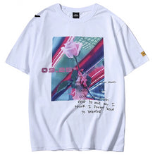 ROSE T-Shirt | Kitsch Kandy Clothing - Tomboy Styles