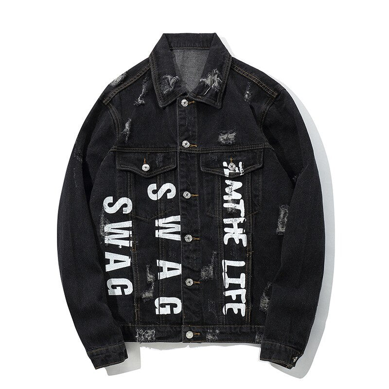 Swag Denim Jacket.