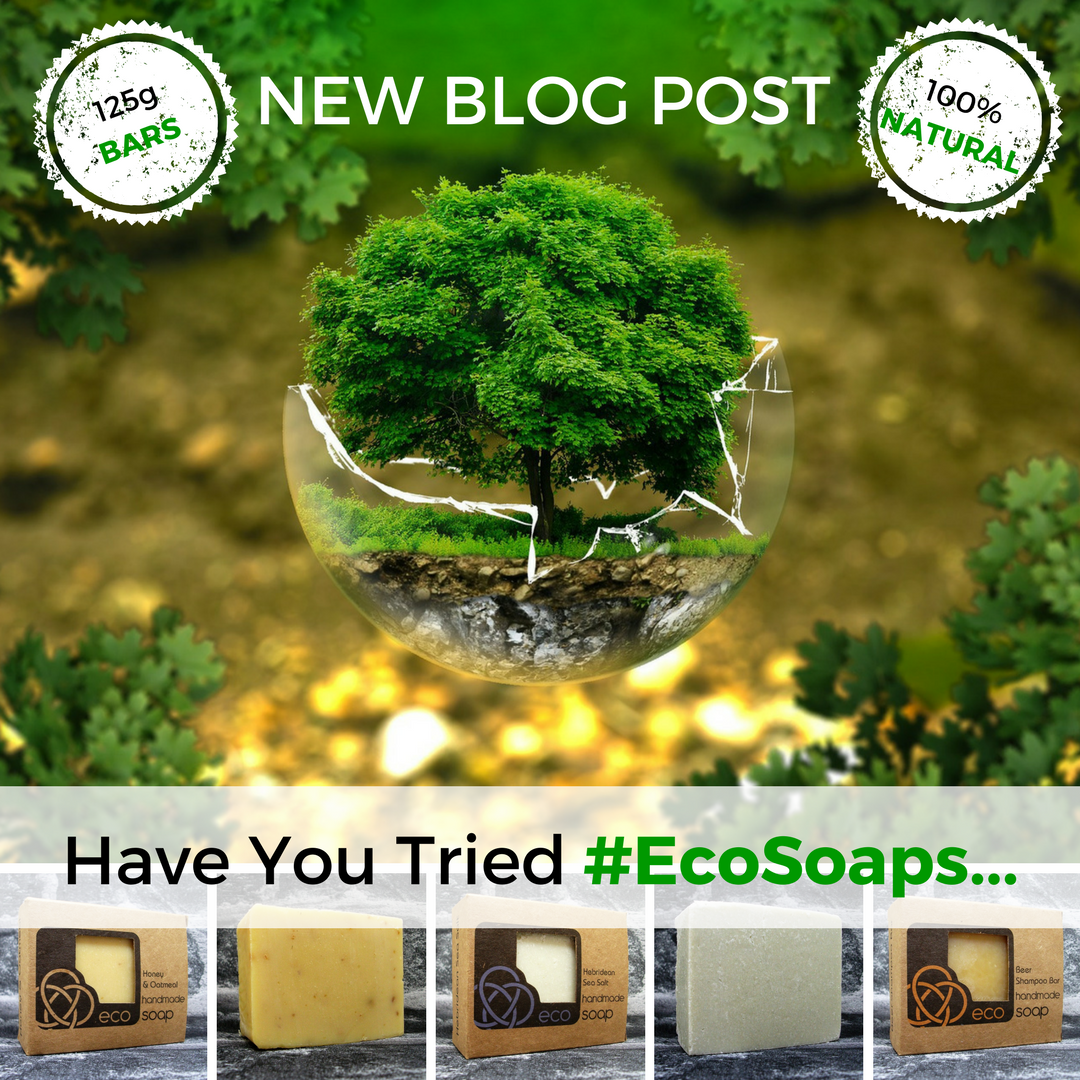 Have You Tried #EcoSoaps? - Adam & Eco