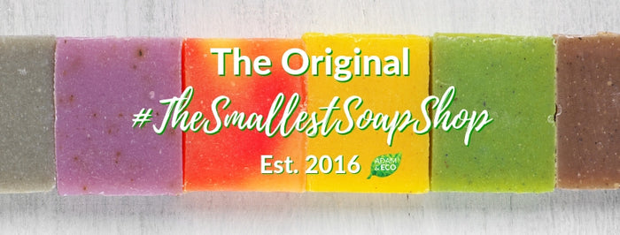 Are We The Original Smallest Soap Shop #TheSmallestSoapShop?