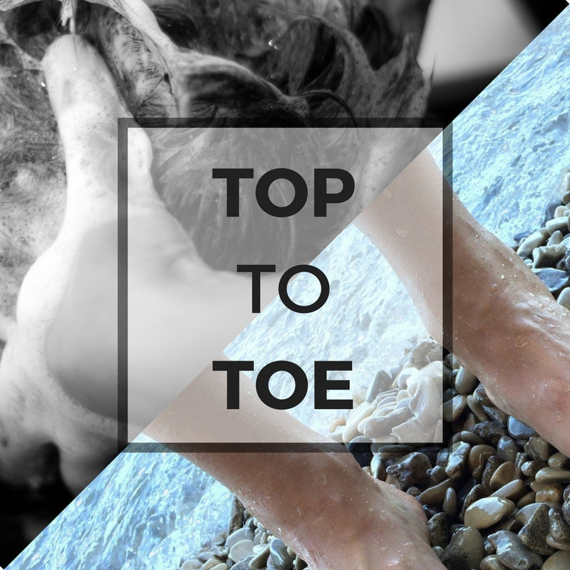 Welcome To Our Top To Toe Soap Blog