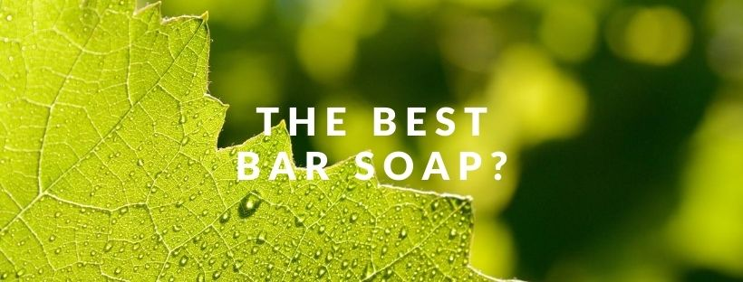 What Is The Best Bar Soap Blog Cover Image