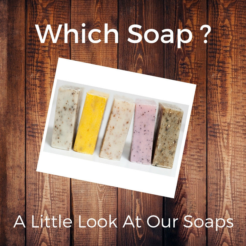 Which Natural Soap Is Best For Me?