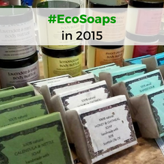 Eco Soaps Freshly Handmade Natural Soap Bars In 2015 - Adam & Eco