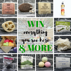 Show Us Your Soap Dish Competition Prize Bundle - Adam & Eco