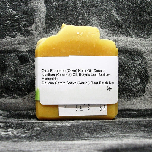 Back Of Ava Grace Baby Bar Soap Bar By Barmby On The Marsh Artisan Soaps | Adam & Eco