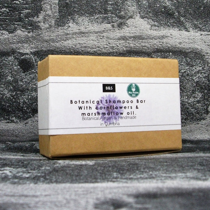 Botanical Shampoo Bar For Dry & Itchy Scalps