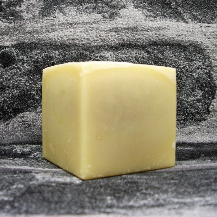 Chamomile Solid Shampoo Bar For Blonde & Light Hair Unwrapped