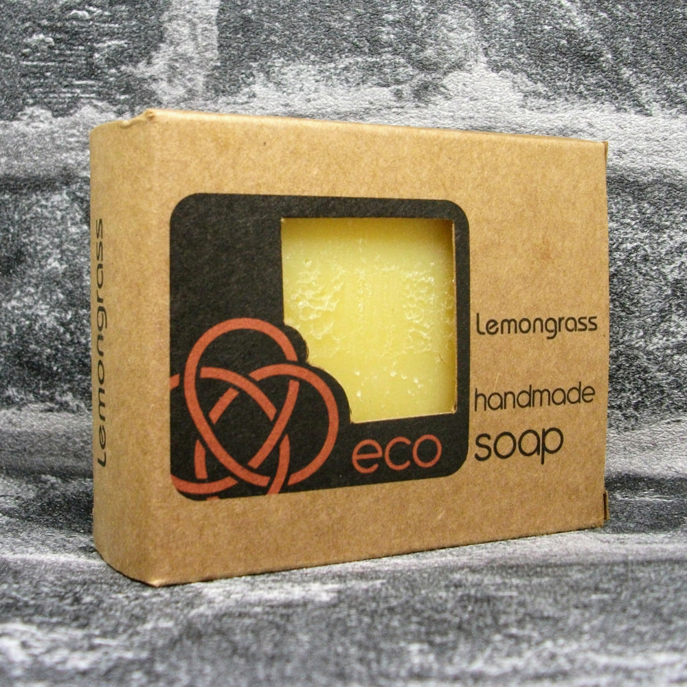 Eco Soaps' Lemongrass Soap Bar