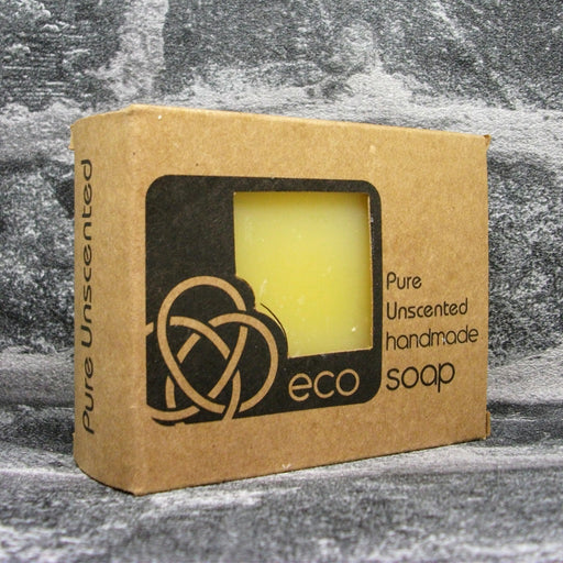 Eco Soaps Pure Unscented Soap Bar
