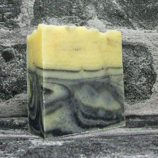 Lomond Soap Lime & Patchouli Soap Bar Unboxed