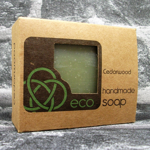 Eco Soaps Cedarwood Soap Bar - Adam & Eco