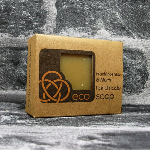 Eco Soaps Frankincense & Myrrh Soap Bar - Adam & Eco