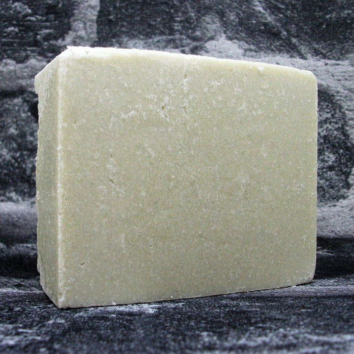 Hebridean Sea Salt & Activated Charcoal Freshly Handmade Natural Eco Soap Unwrapped - Adam & Eco