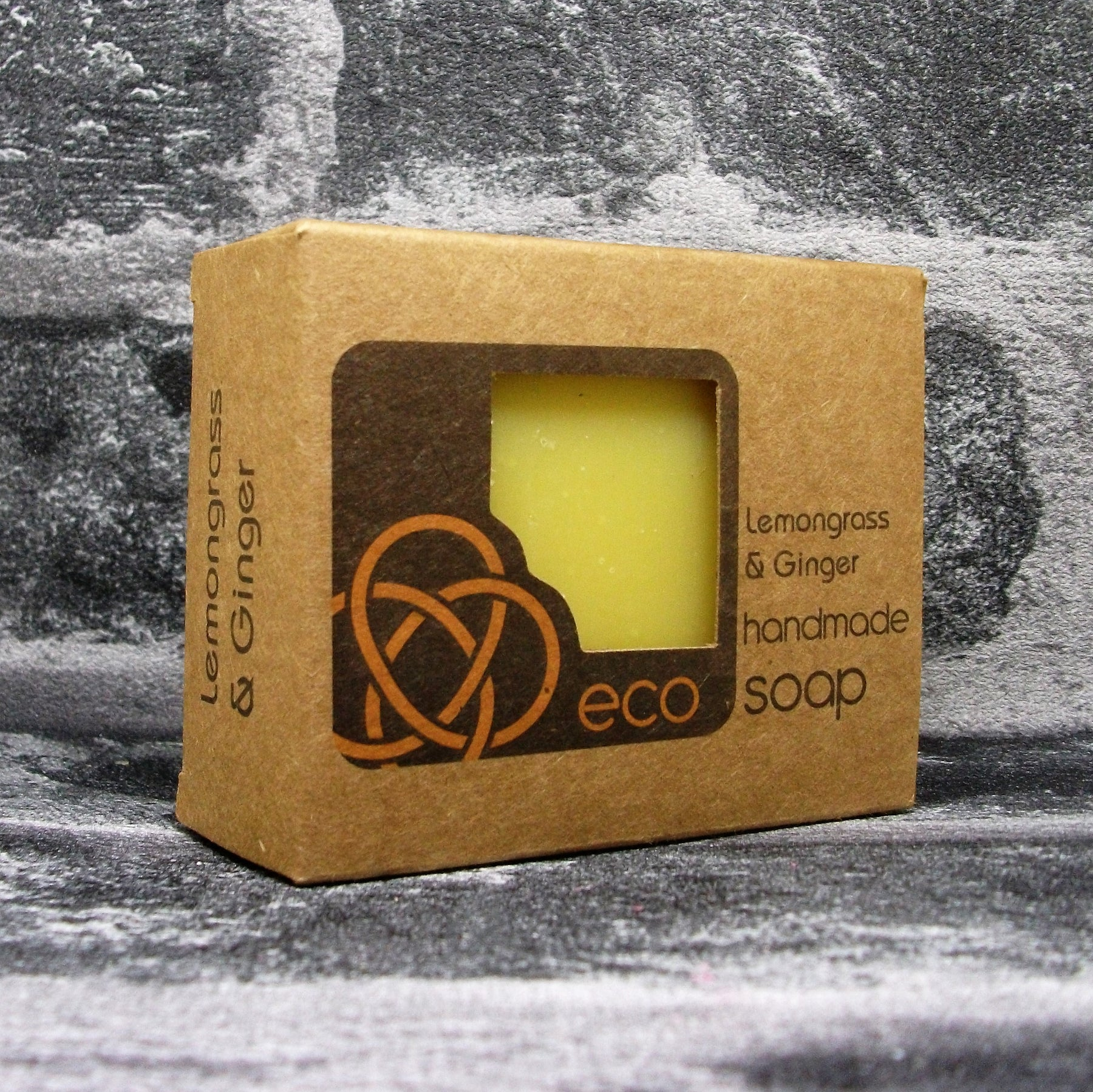 Eco Soaps Lemongrass & Ginger Soap Bar - Adam & Eco