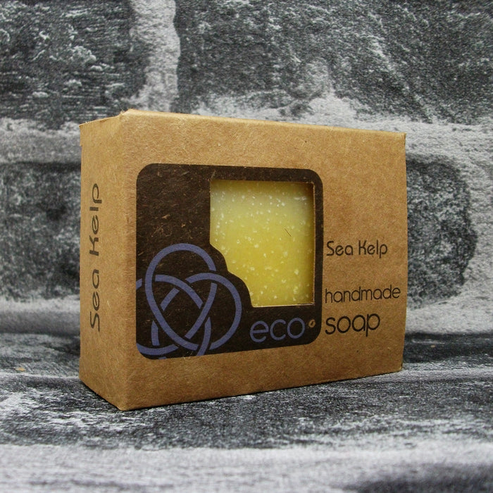 Eco Soaps Sea Kelp Soap Bar - Adam & Eco