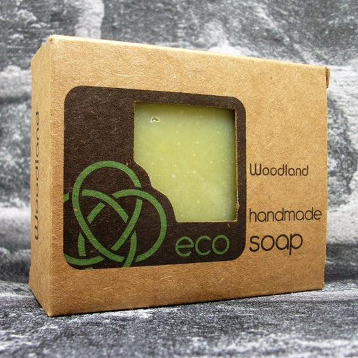 Eco Soaps Woodland Soap Bar - Adam & Eco