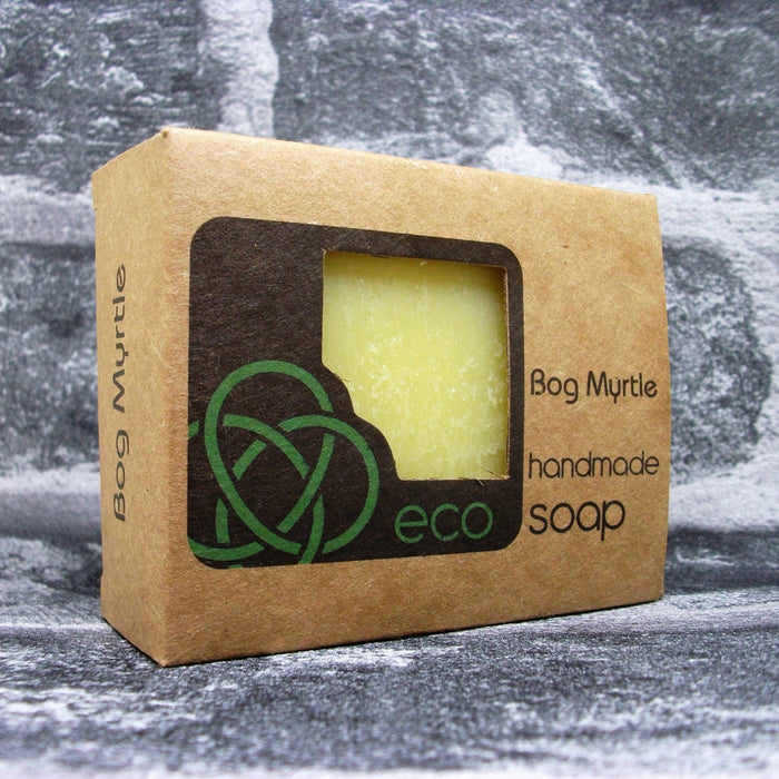 Eco Soaps Bog Myrtle Soap Bar - Adam & Eco