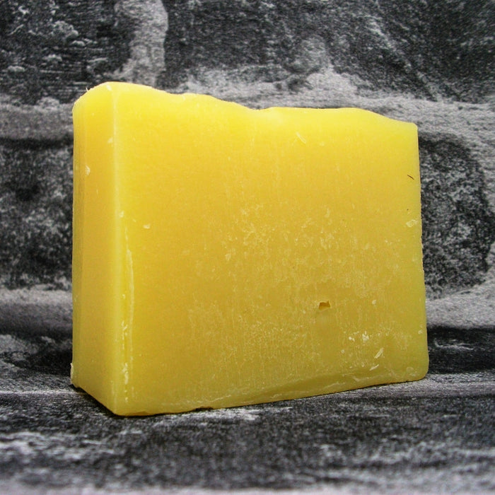 Eco Soaps Bog Myrtle Soap Bar Unwrapped - Adam & Eco