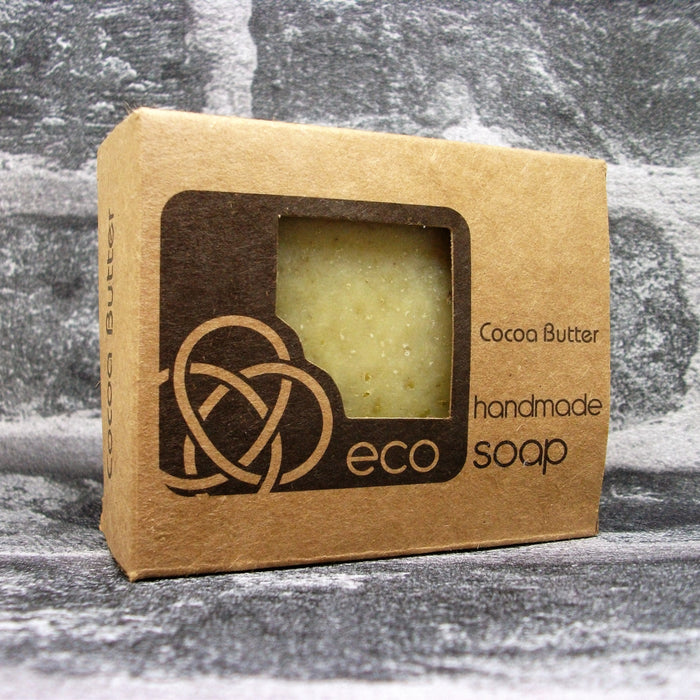 Eco Soaps Cocoa Butter Soap Bar - Adam & Eco