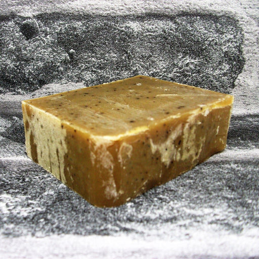 Eco Soaps Exfoliating Coffee Natural Handmade Soap Bar With Orange & Ginger