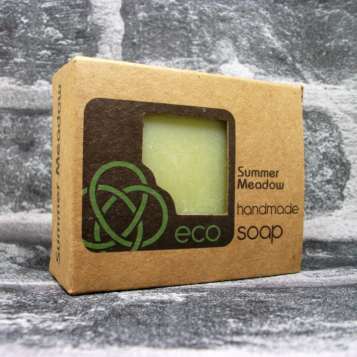 Eco Soaps Summer Meadow Soap Bar - Adam & Eco