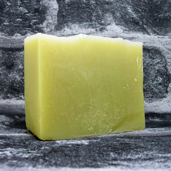 Eco Soaps Summer Meadow Soap Bar Unwrapped - Adam & Eco