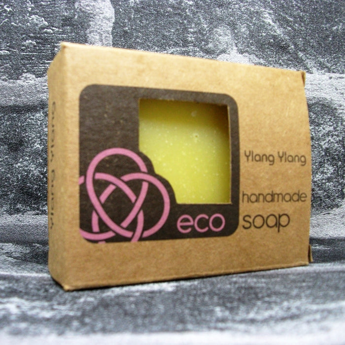 Eco Soaps Ylang Ylang Soap Bar | Adam & Eco