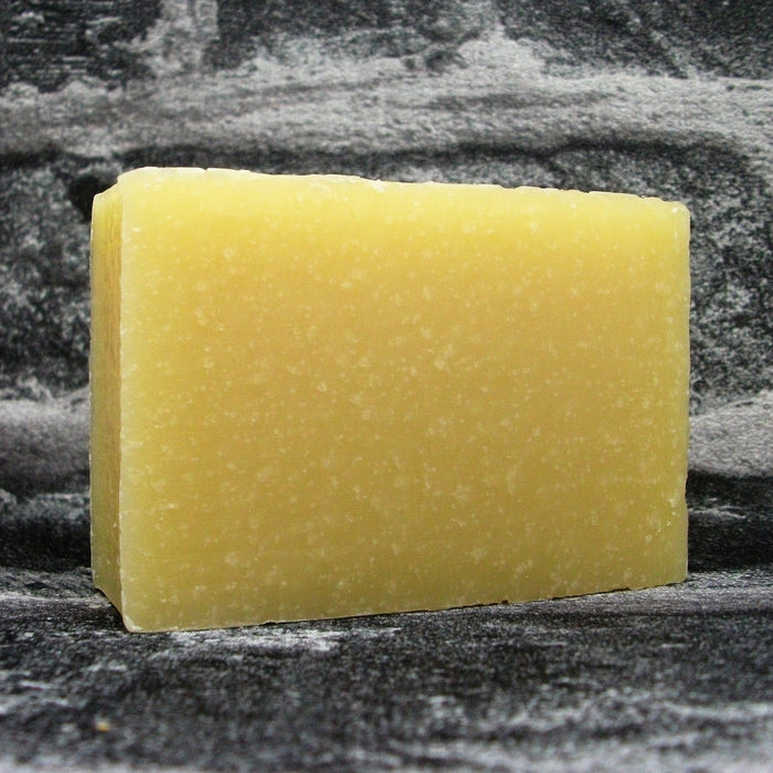 Friendly Cocoa Butter Cleansing Soap Bar Unwrapped - Adam & Eco