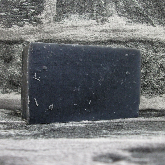Friendly Soap Detox Bar With Activated Charcoal Unwrapped - Adam & Eco