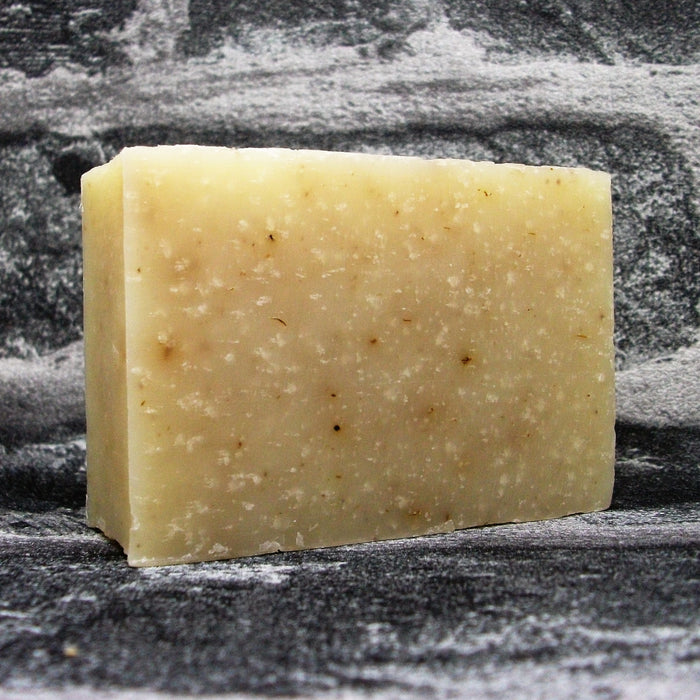 Friendly Lavender Soap Bar Unwrapped - Adam & Eco