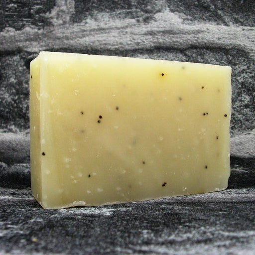 Friendly Patchouli & Sandalwood Soap Bar Unwrapped - Adam & Eco
