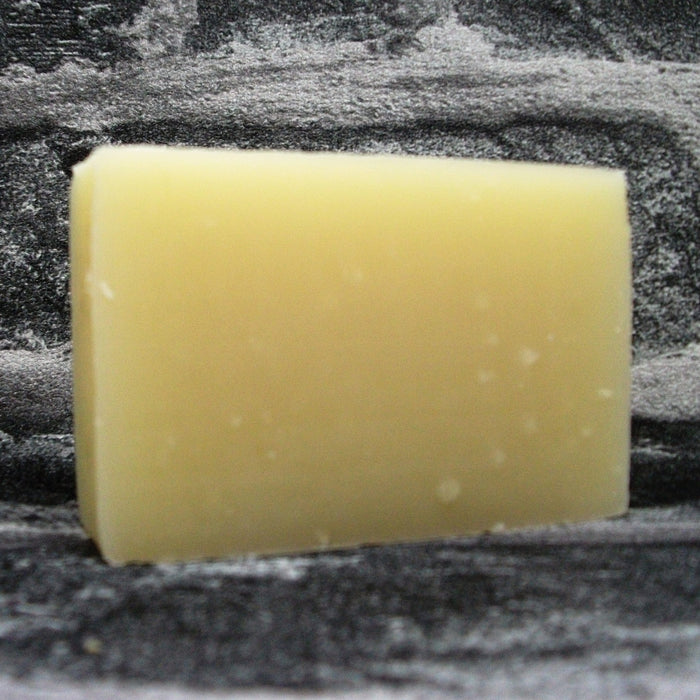 Friendly Shampoo Soap Bar Unwrapped - Adam & Eco