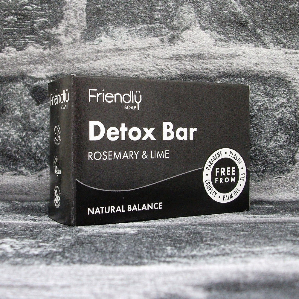 Friendly Soap Detox Soap Bar