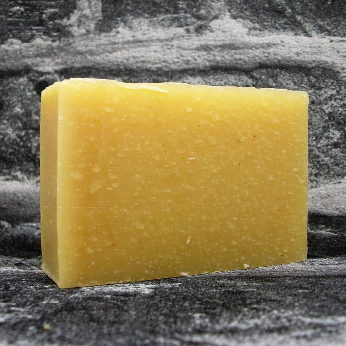 Friendly Tea Tree Soap Bar Unwrapped - Adam & Eco