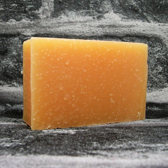 Friendly Freshly Handmade Natural Travel Soap Bar Unwrapped - Adam & Eco